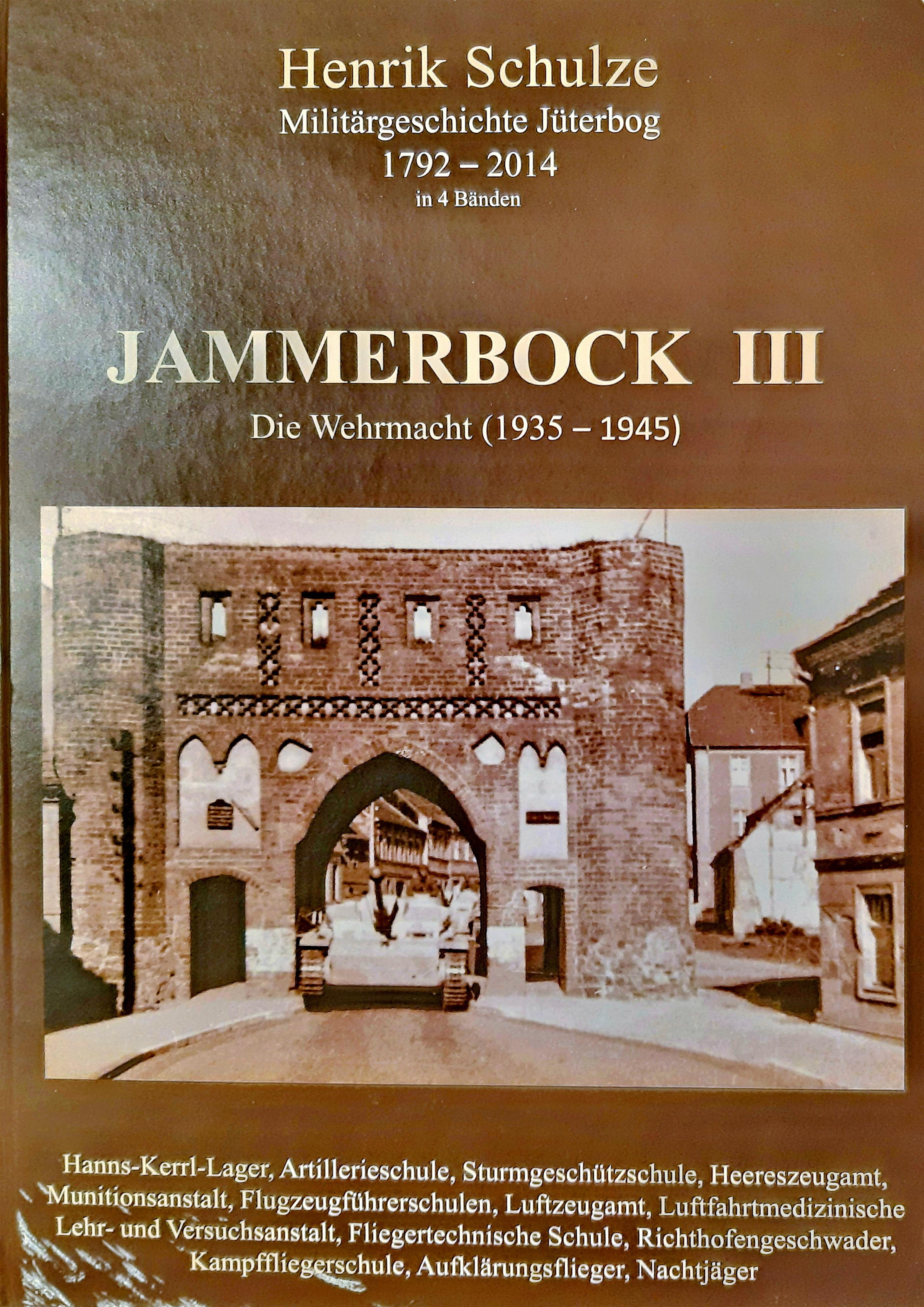 Jammerbock III 1935-1945