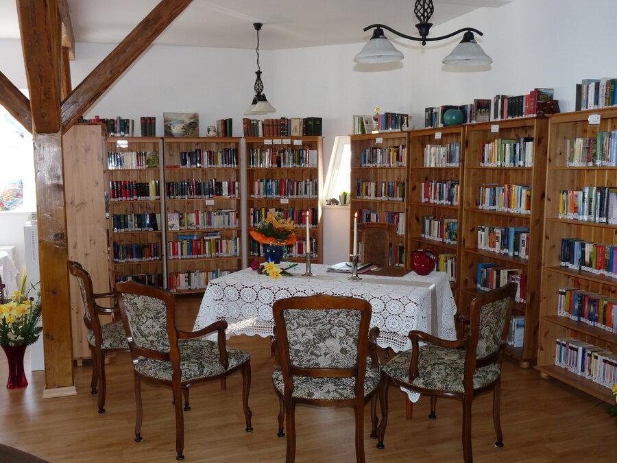 Bücherei Kulturschmiede Remsfeld
