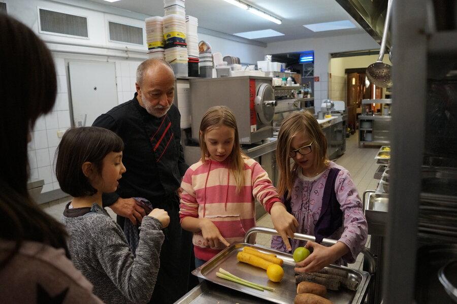 Besuch im Kulinarium