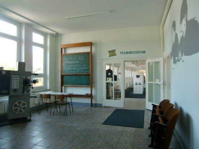 Foyer des Museums ©Archiv Gemeinde Golzow