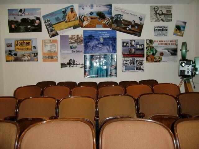 Kinoraum mit 24 Sitzplätzen ©Archiv Gemeinde Golzow