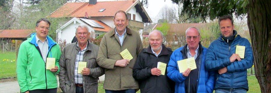 H. Johlke, L. Nieland, A. Vosseler, R. Heinemann, G. Aehlig, S. Kleffner