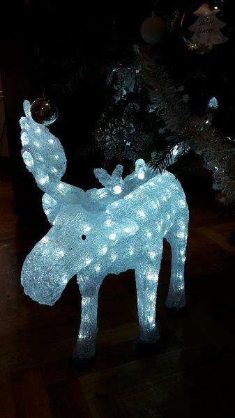 Rudolph leuchtet
