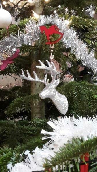 Weihnachtsbaumdeko
