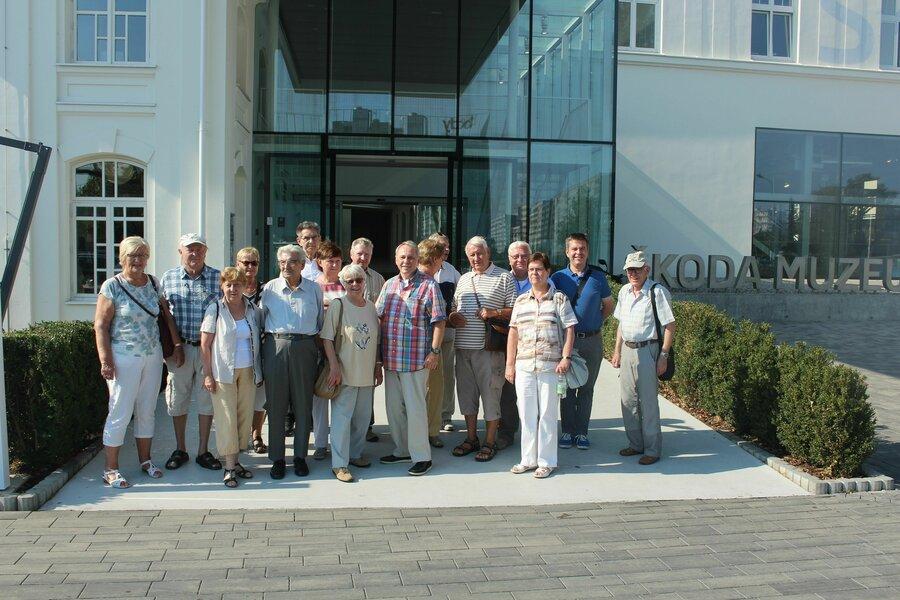 Reisegruppe Prag