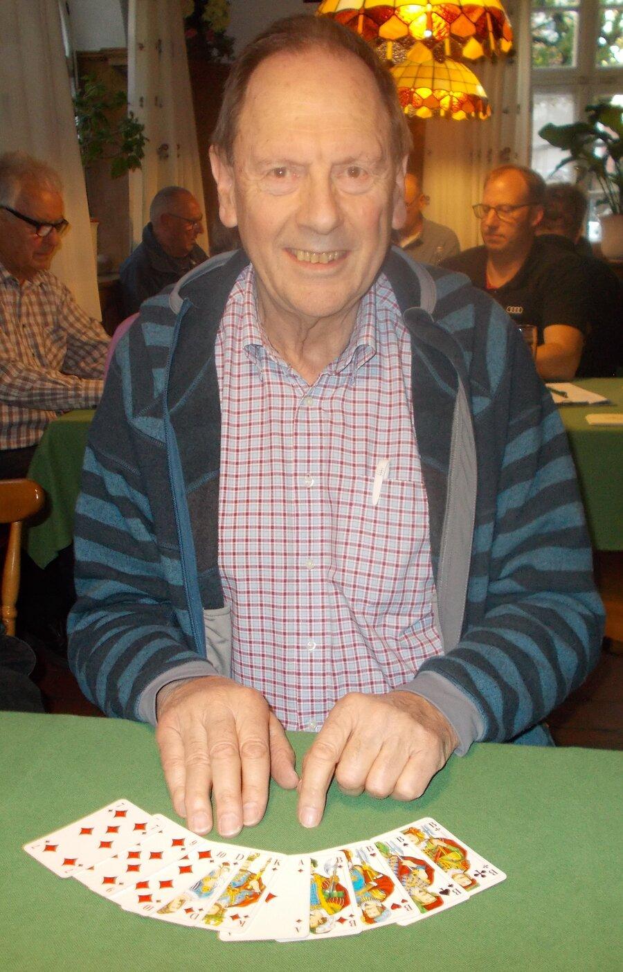 A. Vosseler mit Grand Ouvert
