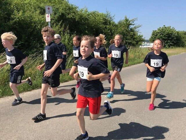 Biathlon der Grundschulen