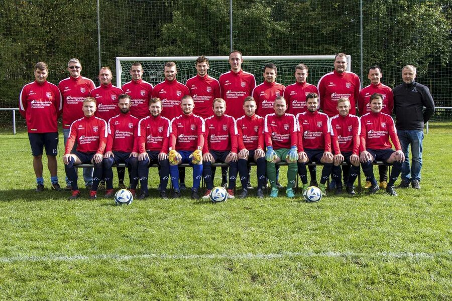 1.Mannschaft Saison 2019/20
