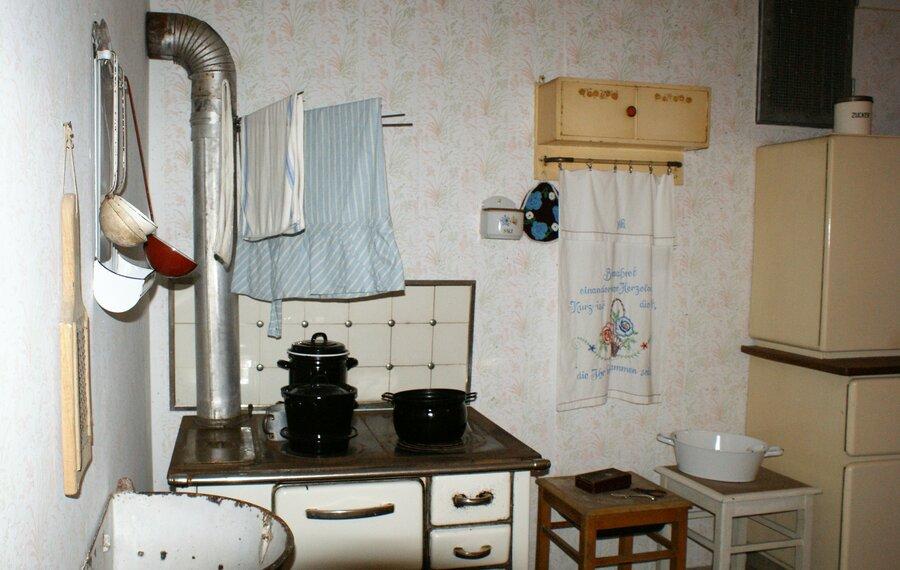 Küche um 1930