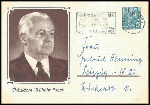 80. Geburtstag Willhelm Pieck