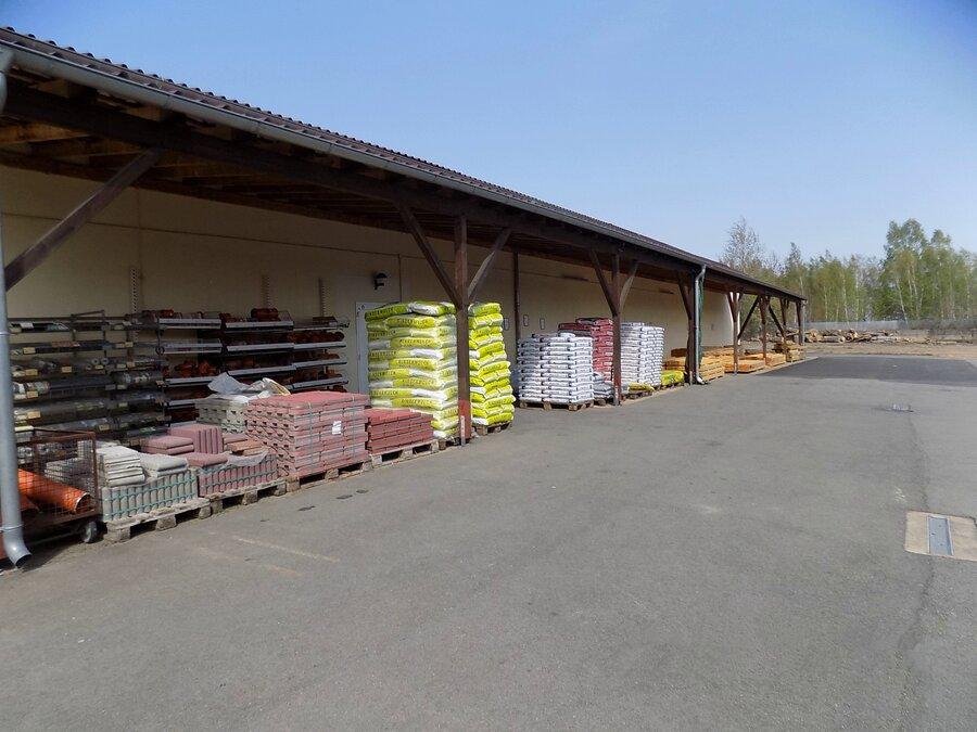 Bumarkt Außenlager