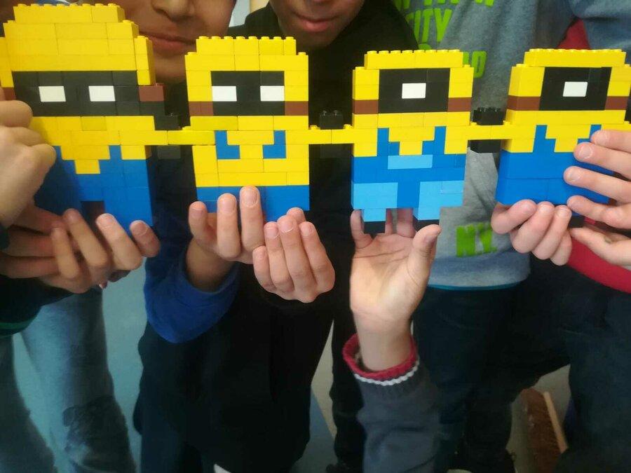 Lego®Art KAS