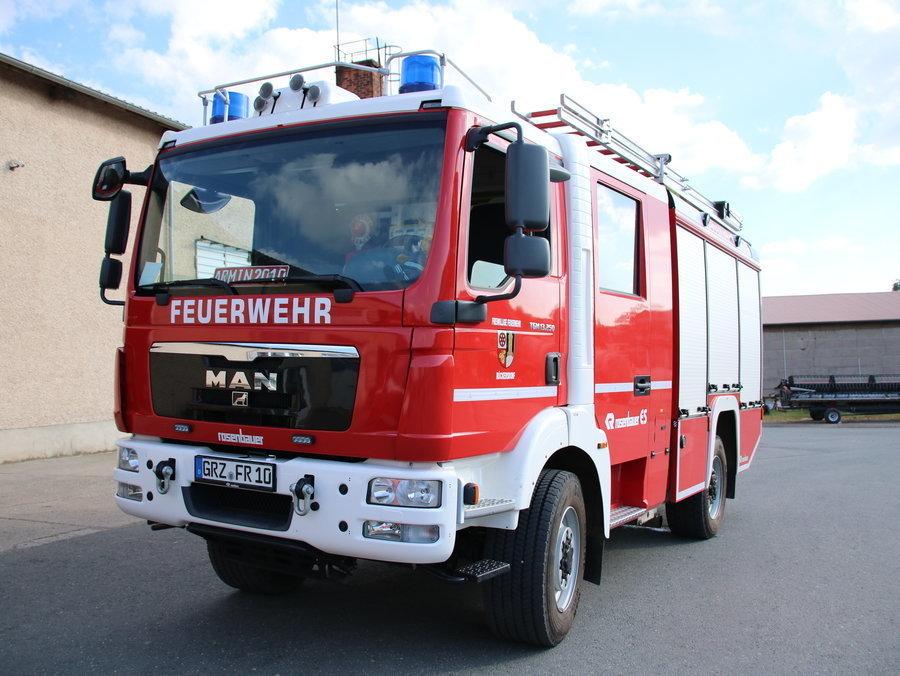 LF 10/6 FF Rückersdorf