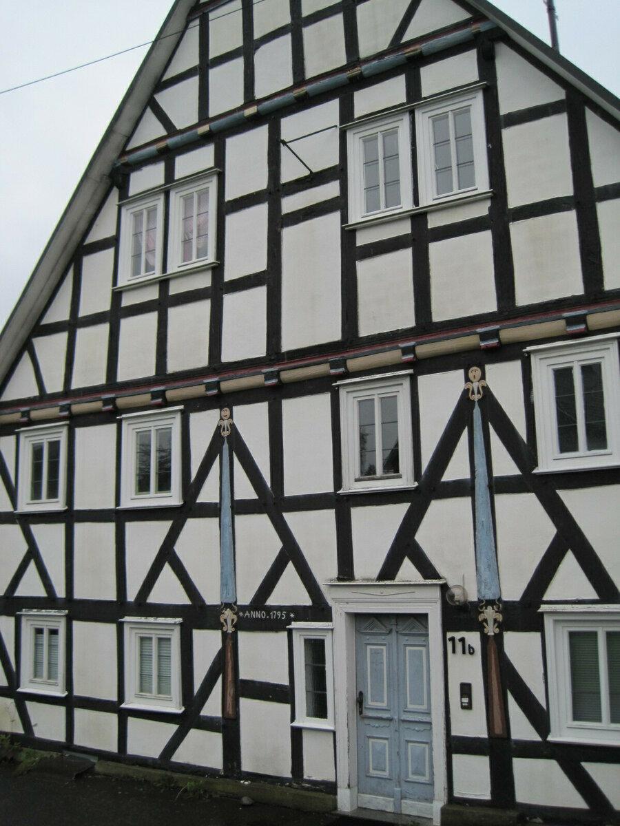 ältestes Haus in Hohenhain