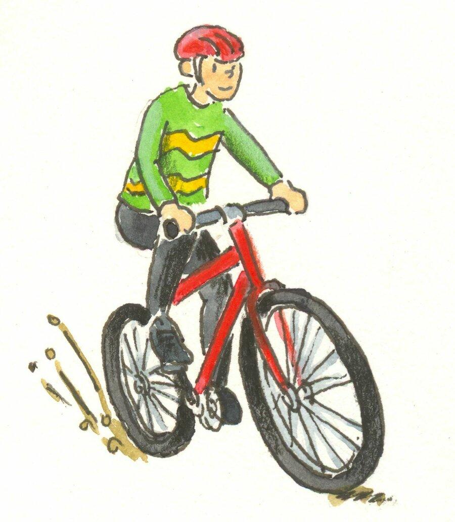 kind-auf-fahrrad-clipart-23