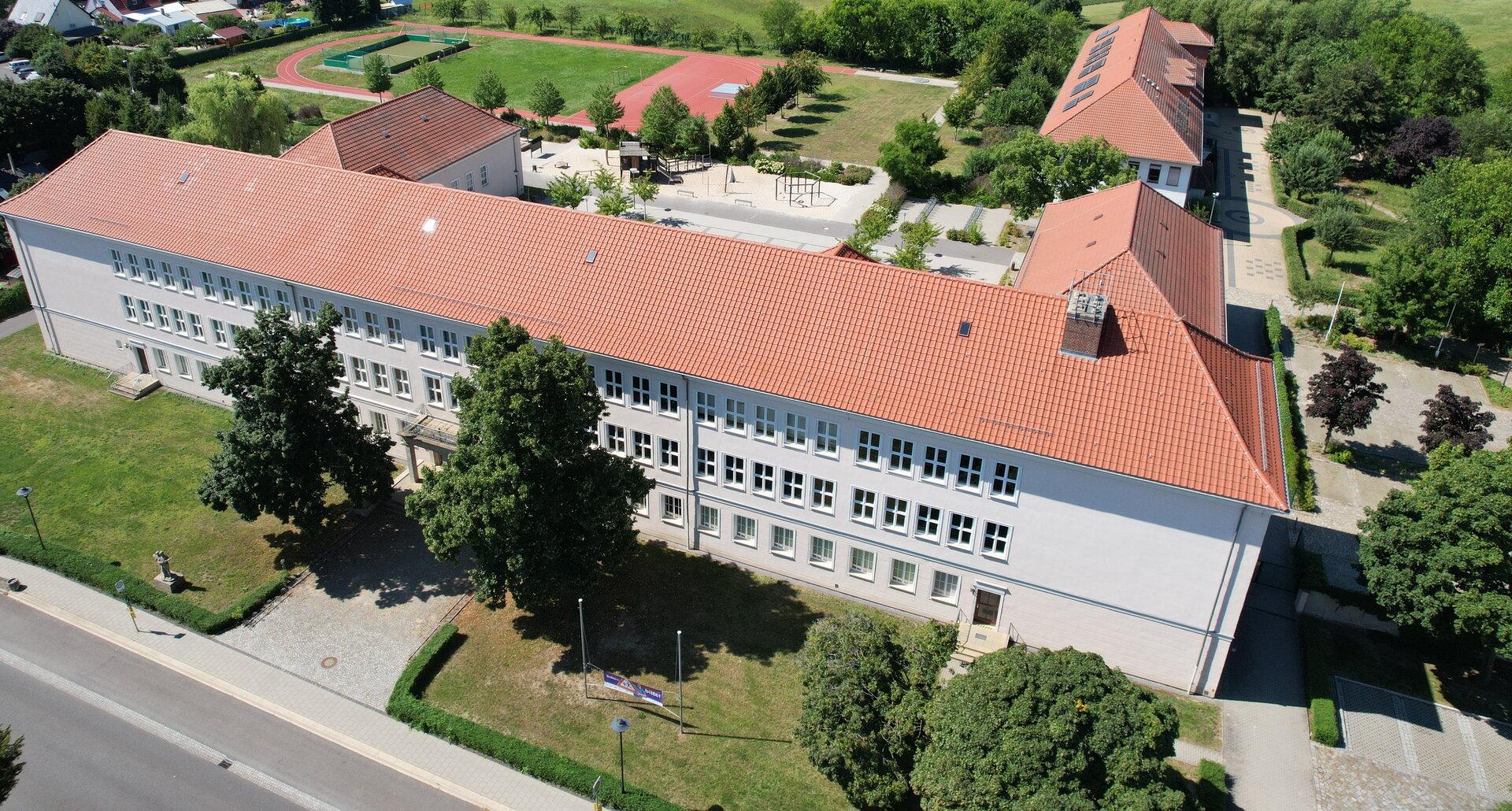 Schulhaus 2021