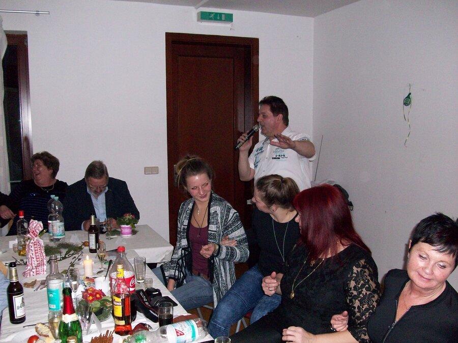 Gesang am Tisch 2