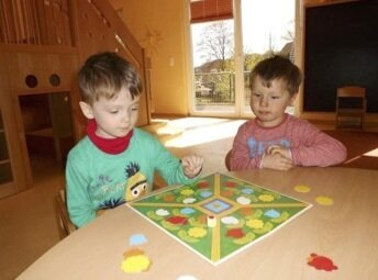 Spielen und Lernen