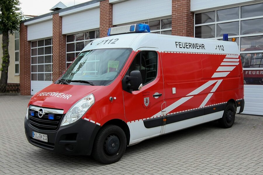 GW-N - Gerätewagen-Nachschub  ;  Florian Havelland 05/59/01