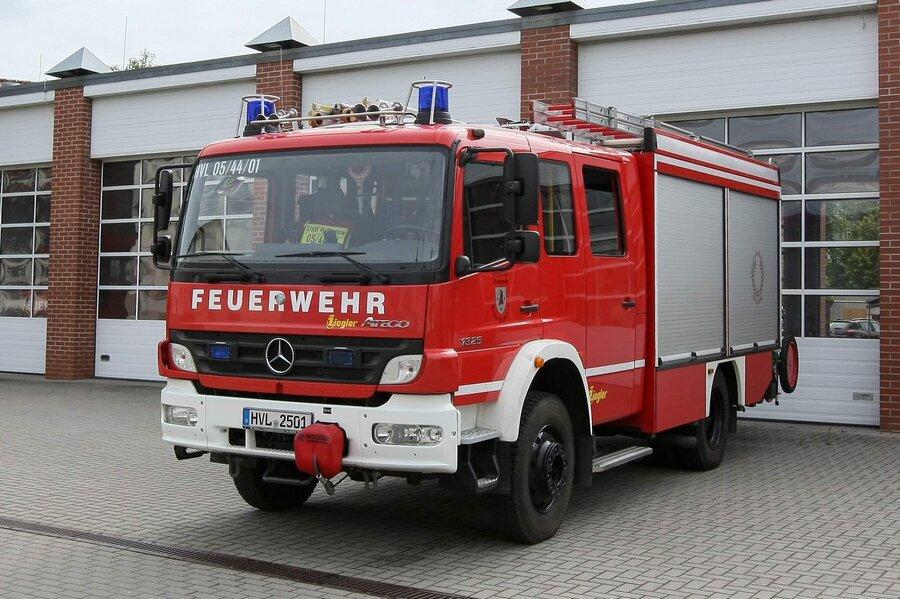 LF 20/16 - Löschgruppenfahrzeug  ;  Florian Havelland 05/44/01