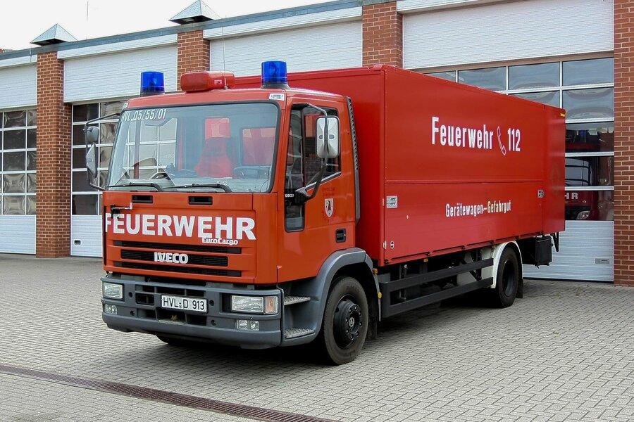 GWG 2 - Gerätewagen Gefahrgut  ;  Florian Havelland 05/55/01