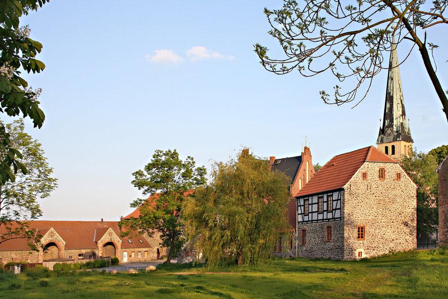 Historisches Kloster-Ensemble Groß Ammensleben