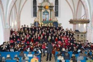 Chor des Ökumenischen Gymnasiums