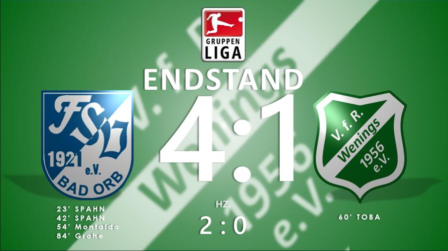 3. Spieltag - Endstand