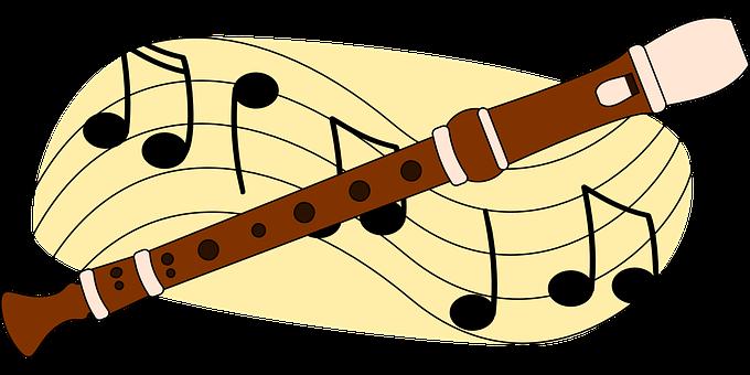 flute-34528_340