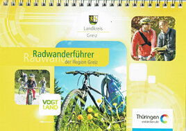 Radwanderführer Landkreis Greiz