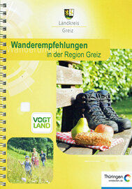 Wanderführer Landkreis Greiz