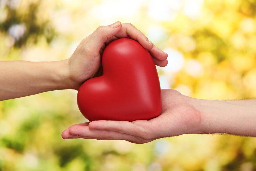 Helfen mit Herz - Selbstverständnis