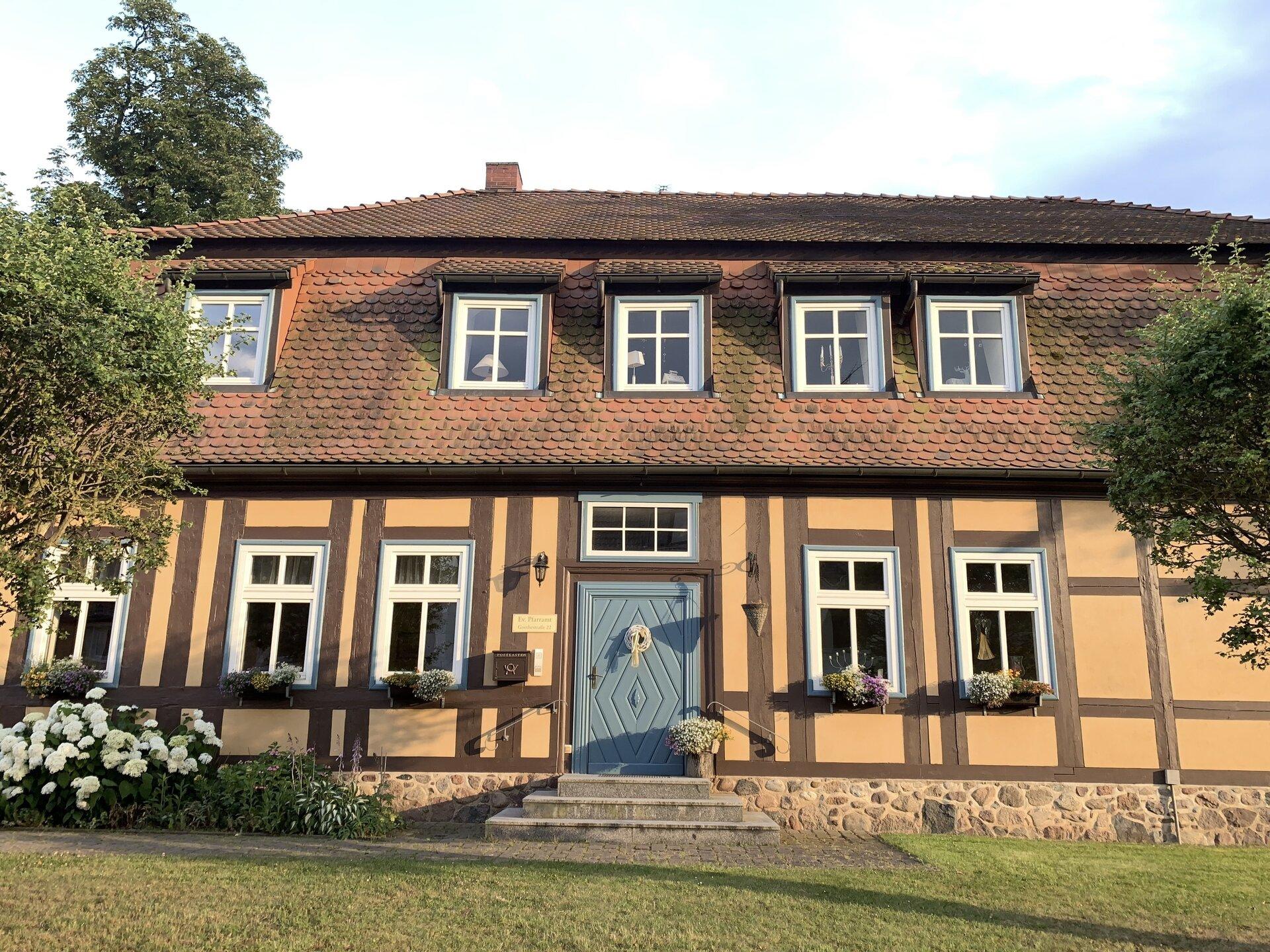 Pfarrhaus Boitzenburg