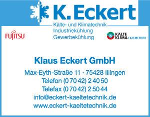 Klaus Eckert GmbH