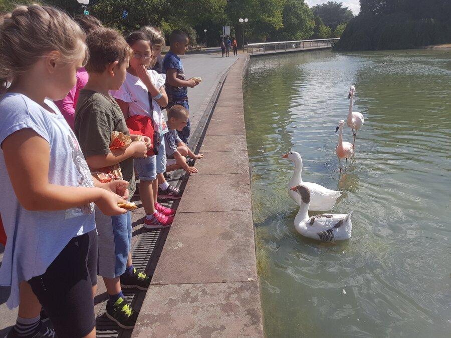 Ausflug in den Westfalenpark Dortmund