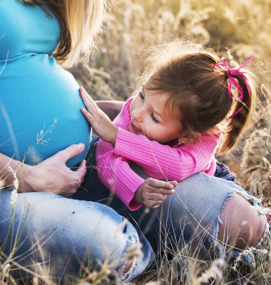 Beratung bei Schwangerschaft