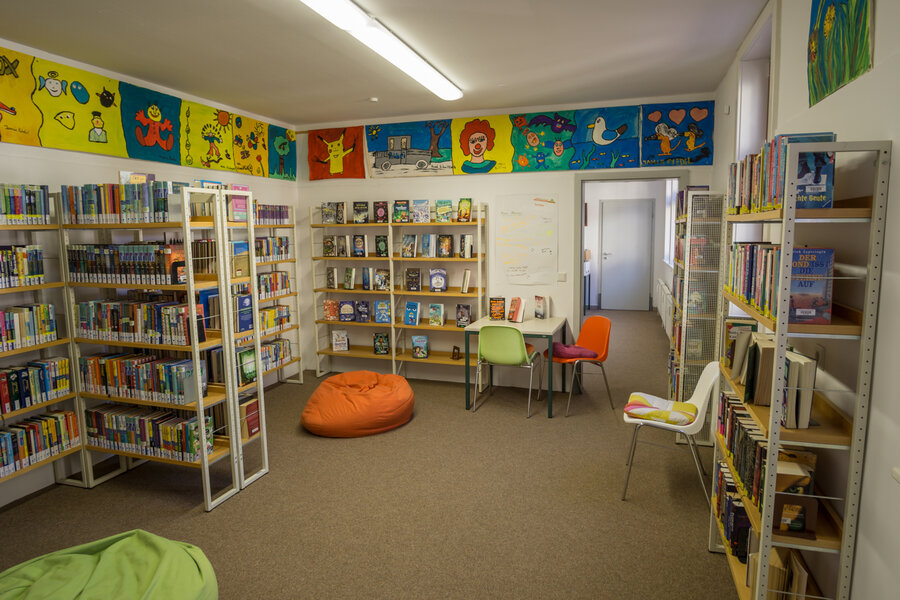 Große Auswahl an Kinder- und Jugendbücher