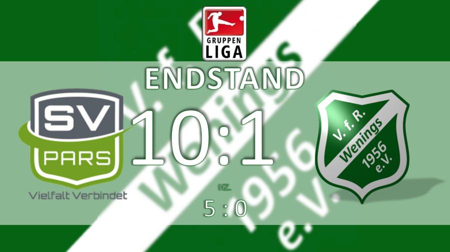 Endstand - 7. Spieltag