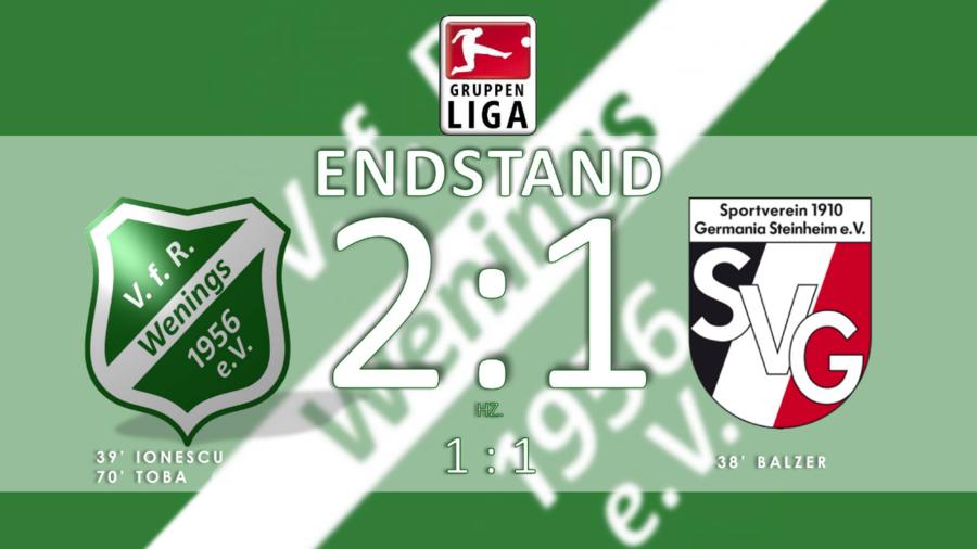 Endstand - 11. Spieltag