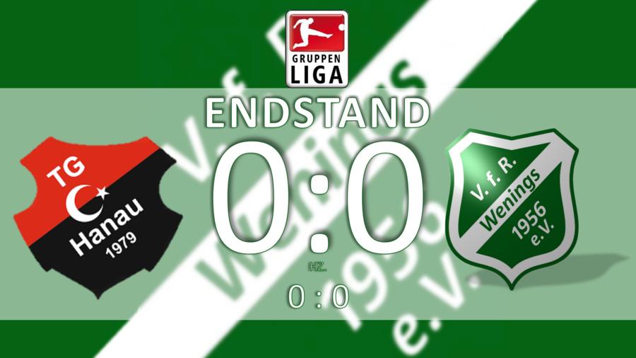 Endstand 13. Spieltag