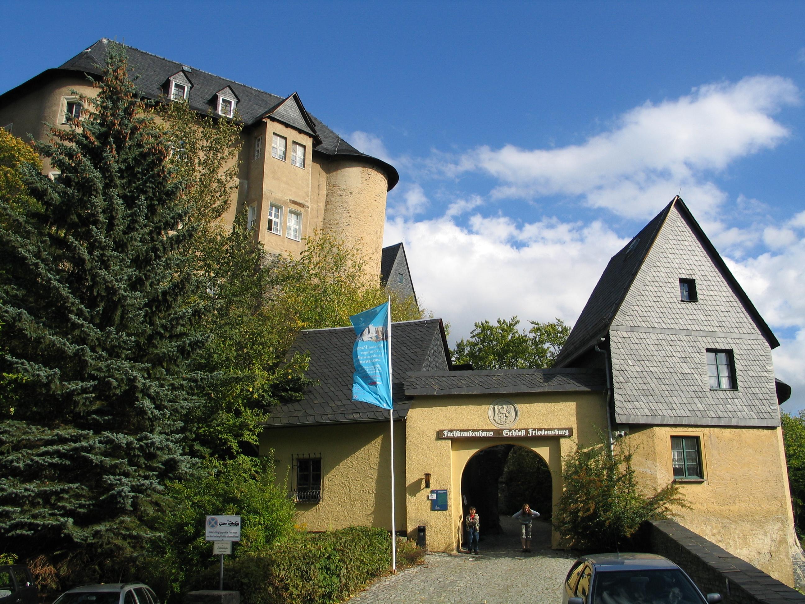 "Fachkrankenhaus ""Schloß Friedensburg"""