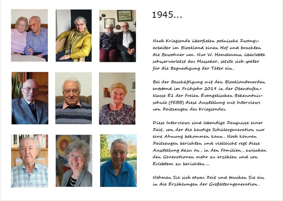 Zeitzeugen 1945