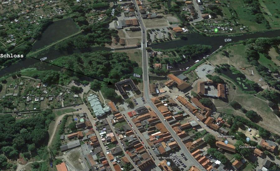 Luftbild-Schloss