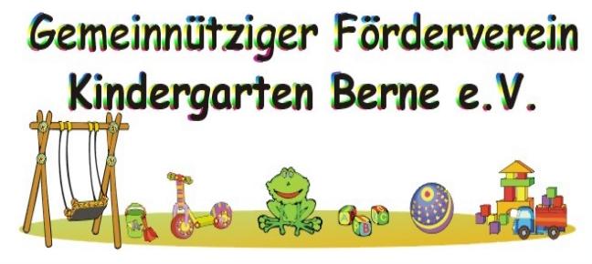 Förderverein Kindergarten Berne e.V.
