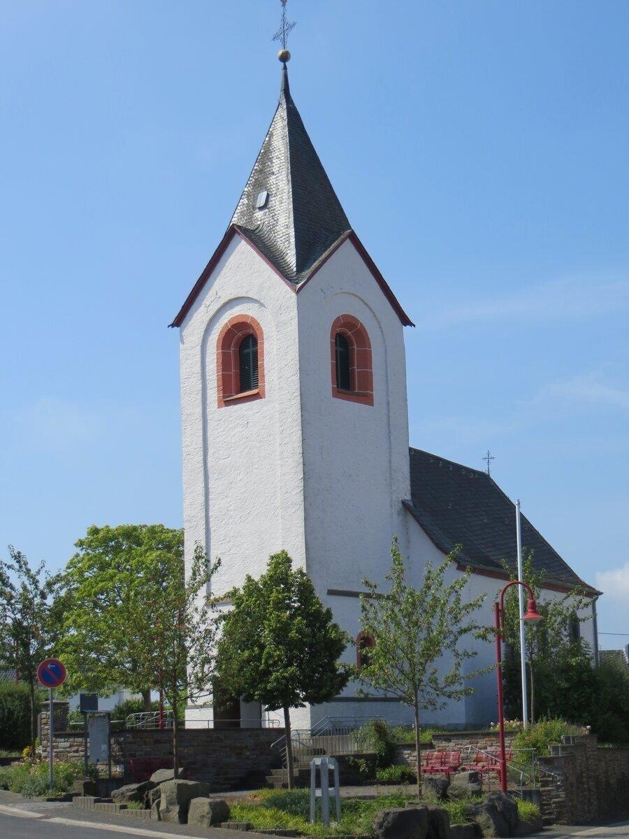Kirche St. Nikolaus Dohr 2014