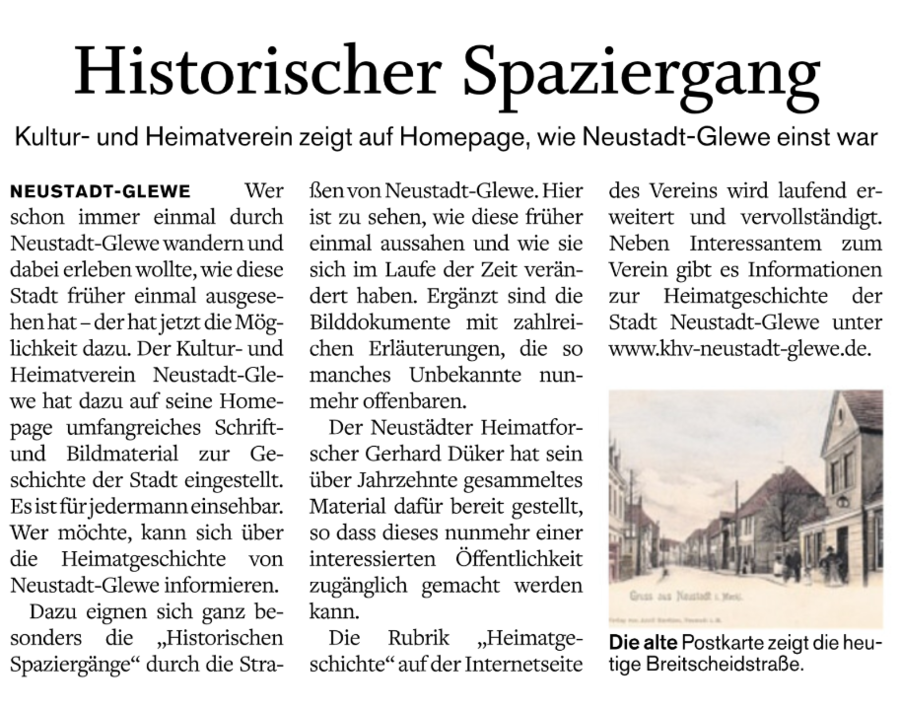 2019-11-07_SVZ-Artikel_Historischer_Spaziergang