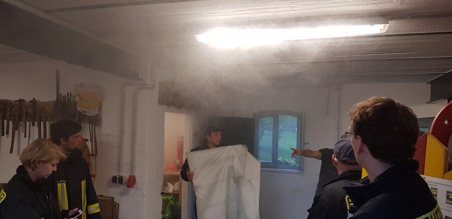 Rauchvorhang