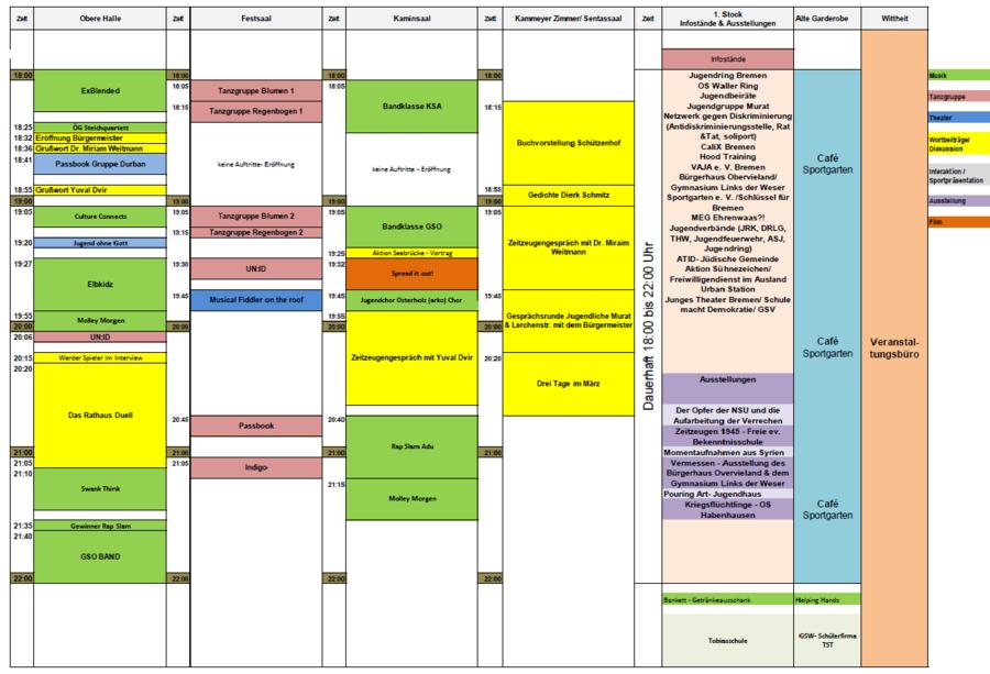 Programmplan