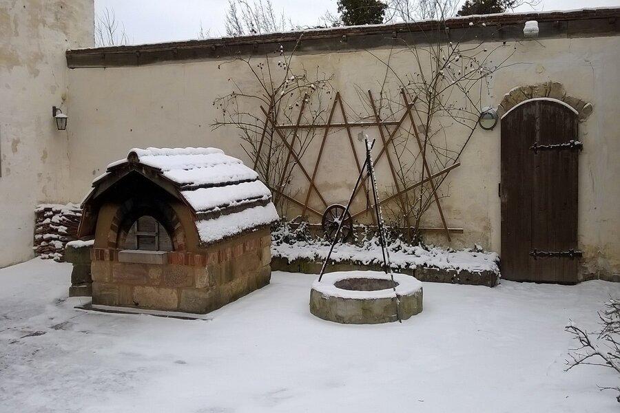 Winterruhe, auch für den Backofen