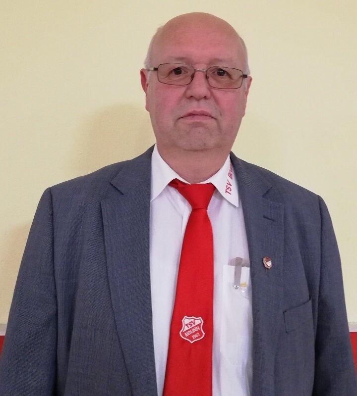 Josef Sachsenhauser - 1. Vorsitzender